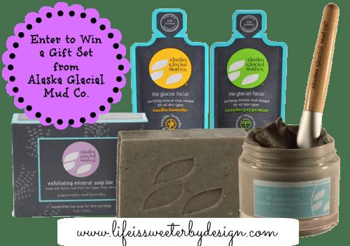Gift Set by Alaska Glacial Mud