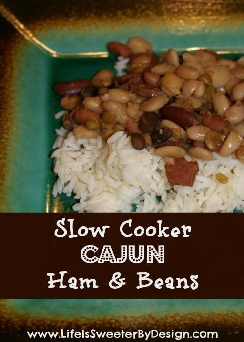 Cajun Ham and Beans